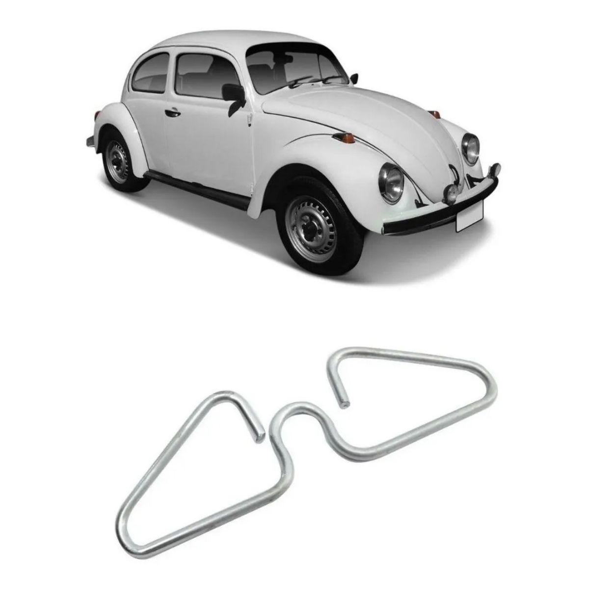 Grampo Trava Máquina Vidro Volkswagen Fusca - 10 Unidades