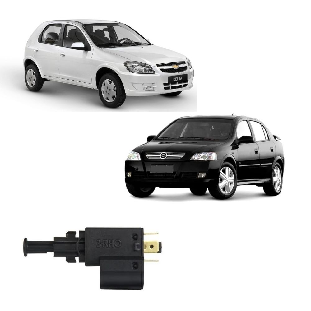 Interruptor Luz De Freio Chevrolet Astra Agile Celta Corsa