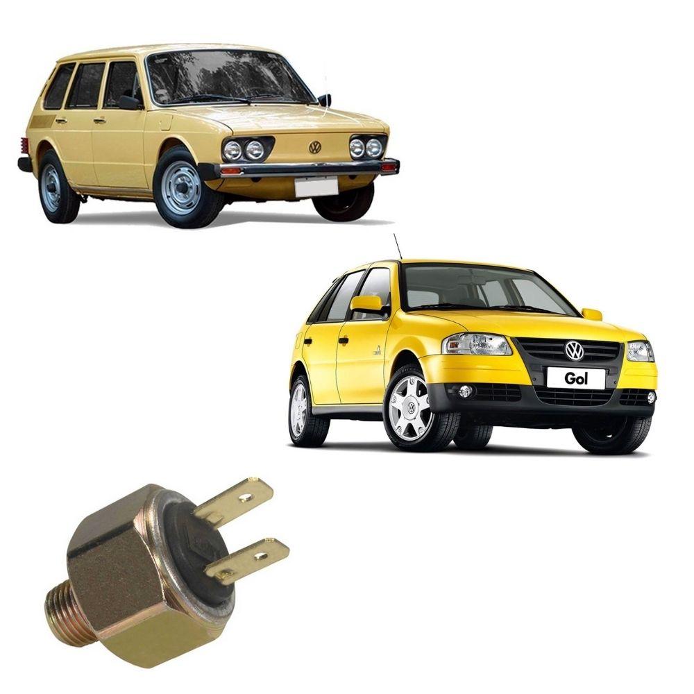 Interruptor Luz De Freio Volkswagen Brasilia Gol Kombi
