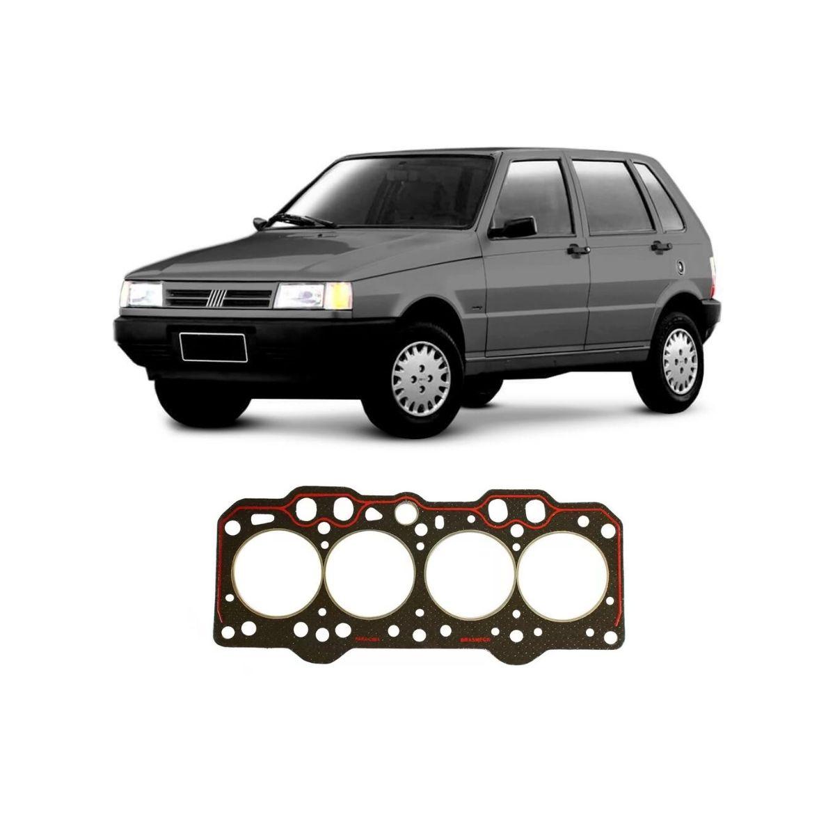 Junta Cabeçote Baspack Fiat Uno 1985/1991