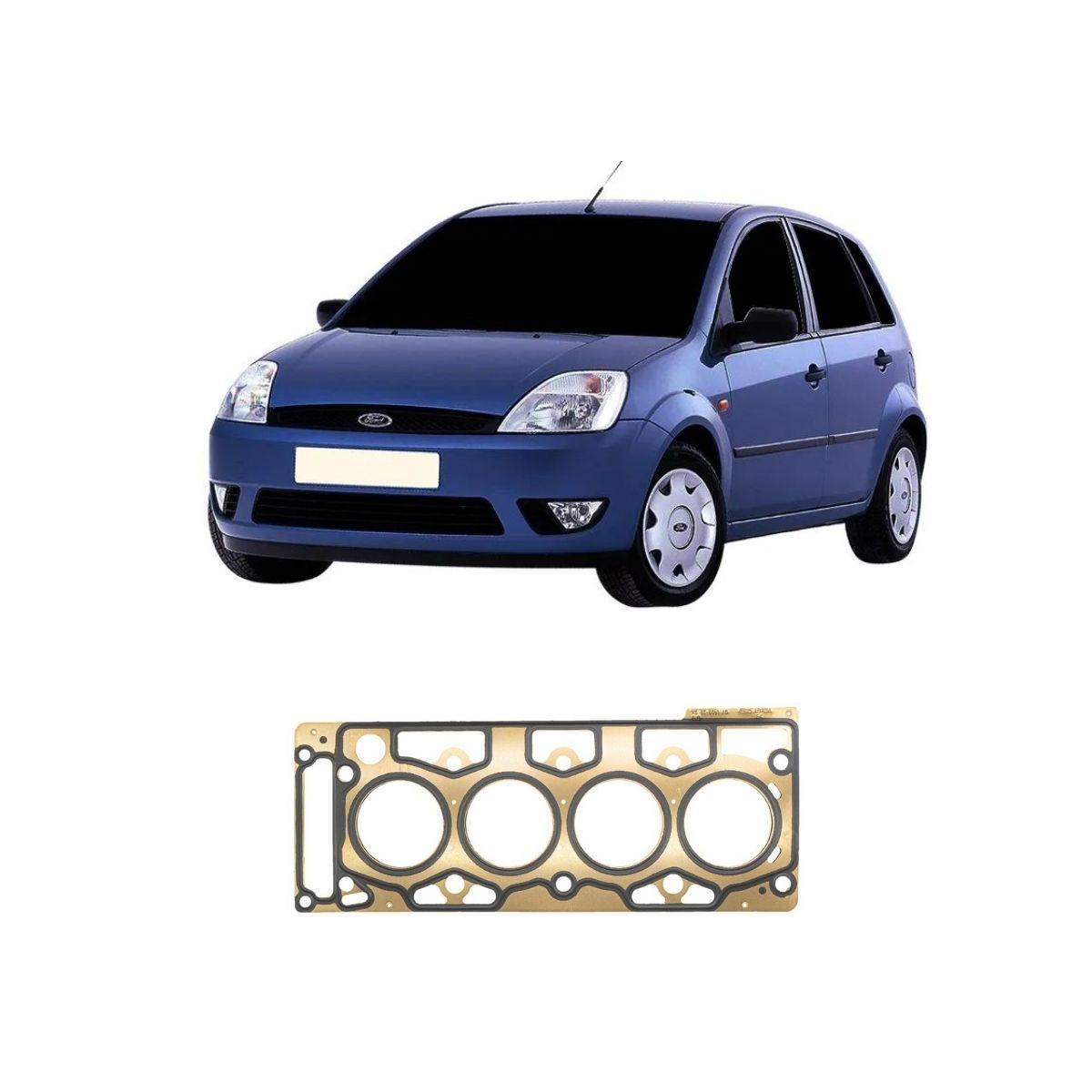 Junta Cabeçote Baspack Ford Fiesta 2000/2013