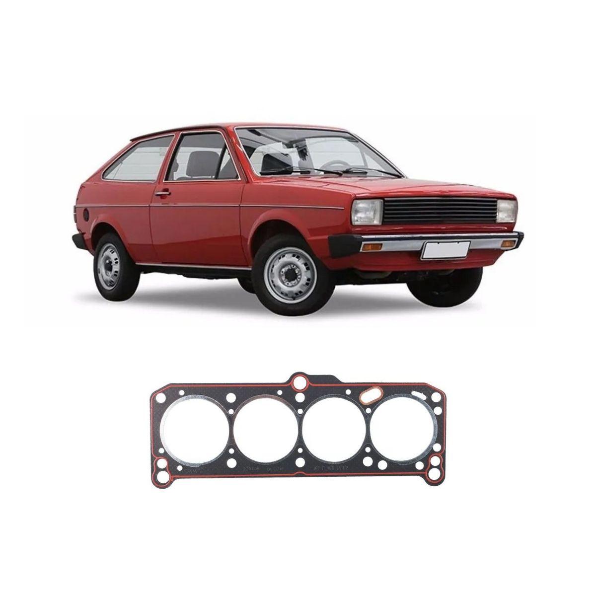 Junta Cabeçote Baspack Volkswagen Gol 1984/1985