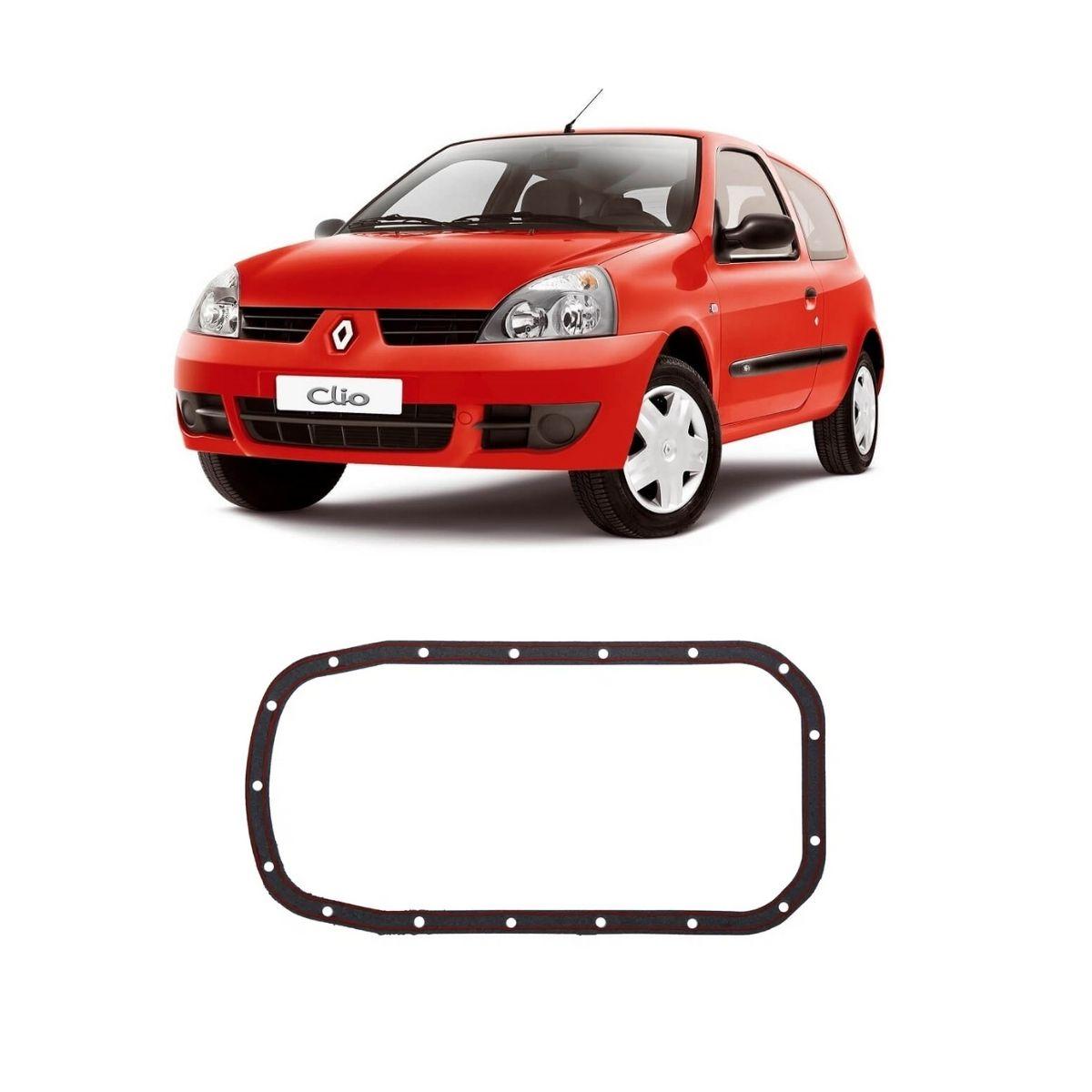 Junta Cárter Baspack Renault Clio 1996/2016