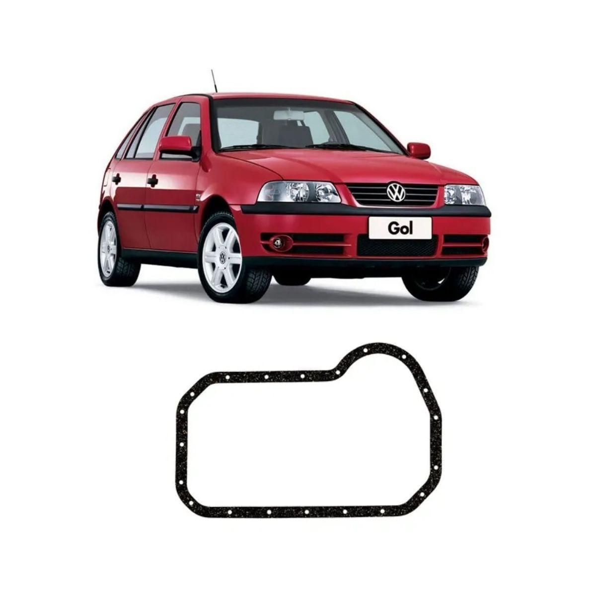 Junta Cárter Baspack Volkswagen Gol 1985/2008