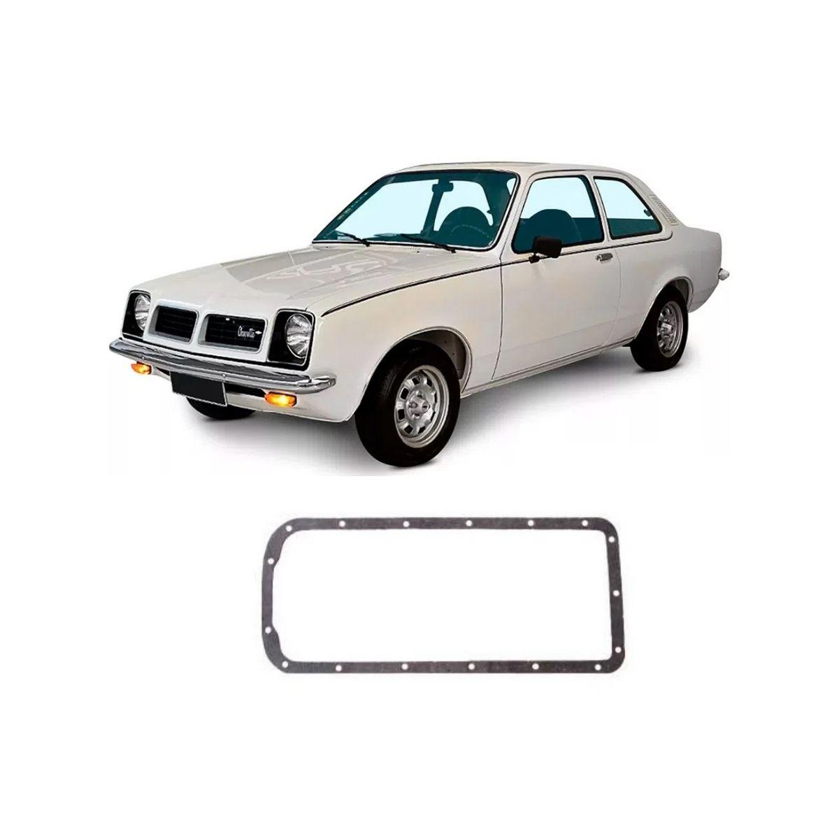 Junta Cárter Chevette 1973/1993 Chevy 500 1984/1994