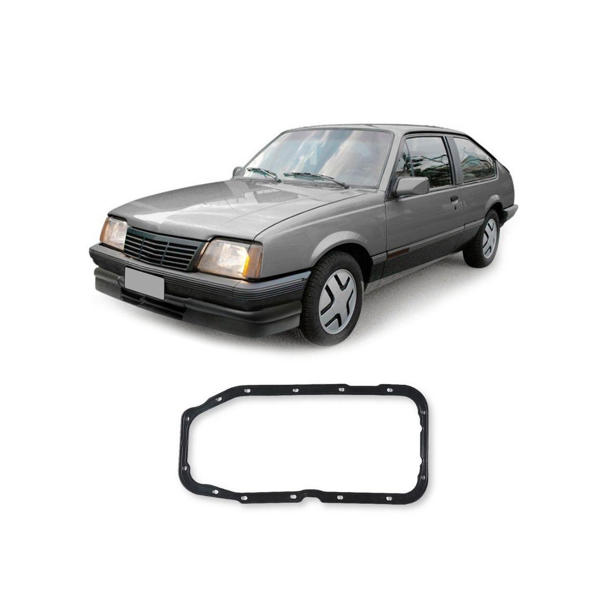 Junta Cárter Chevrolet Monza 1982/1986