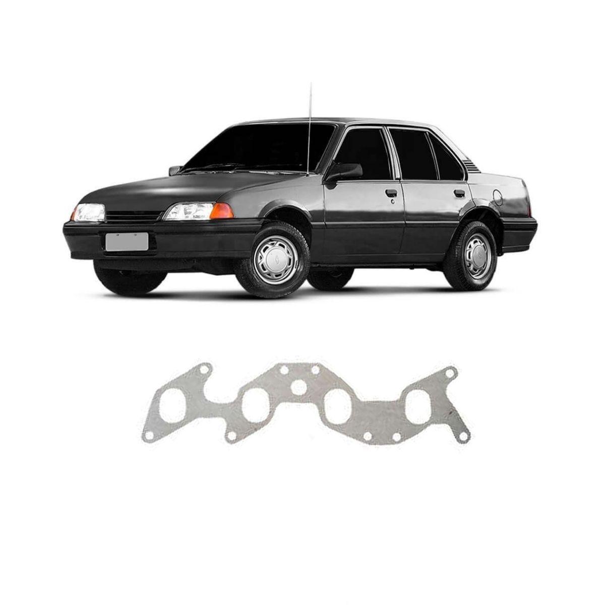Junta Do Coletor De Admissão Chevrolet Monza 1987/1997