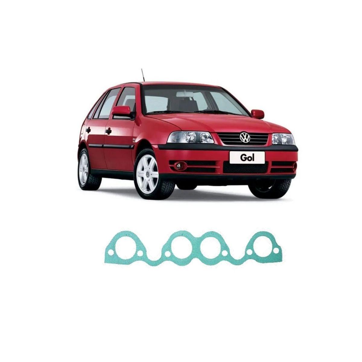 Junta Do Coletor De Admissão Volkswagen Gol 1996/2008