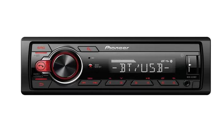 Kit 03 Rádios Pioneer MVH-S218BT