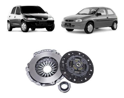 Kit Embreagem Celta 2001/ Corsa 1994/2000 1.0 1.4 8v