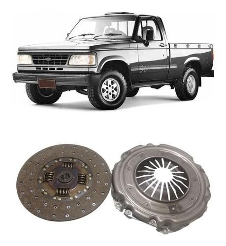 Kit Embreagem Chevrolet D20 Turbo 1992 1993 1994 1995 1996 (Recondicionado)