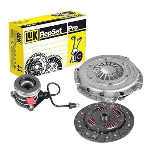 Kit Embreagem Chevrolet Onix 1.0 8v 2012 Em Diante