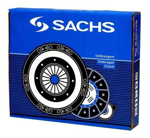 Kit Embreagem Focus 00 01 02 03 04 1.8 16v Zetec Com Atuador