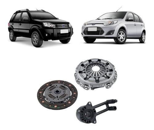 Kit Embreagem Ford Fiesta Ecosport 1.0 1.6 2003/