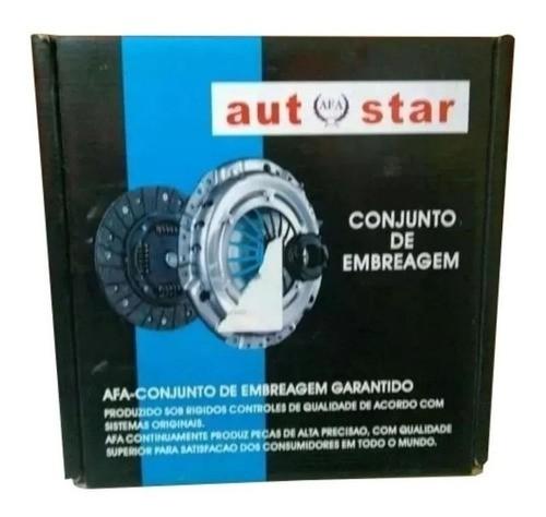 Kit Embreagem Fusca Brasilia 73/ 1.5 1.6 Com Rolamento