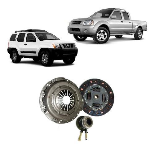 Kit Embreagem Nissan Frontier Xterra 2.8 4x2 4x4 2002/2007