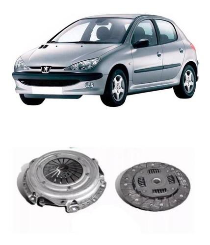 Kit Embreagem Peugeot 206 1.4 8v 2004 2005