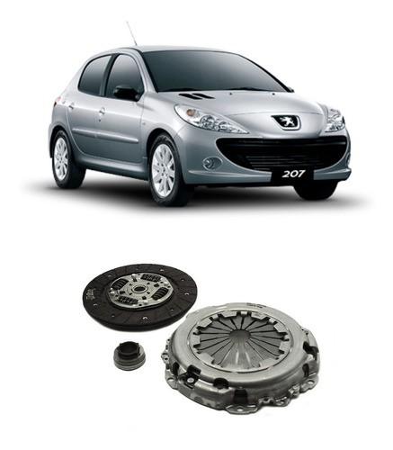 Kit Embreagem Peugeot 207 2008 Em Diante 1.4 8V 1.6 16V