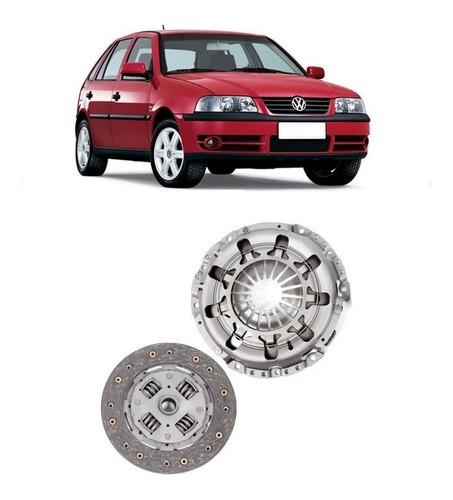 Kit Embreagem Volkswagen Gol 1.0 16v Turbo G3 2000/2003 (Recondicionado)