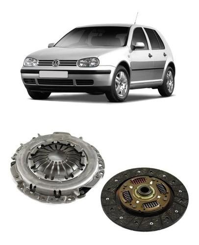 Kit Embreagem Volkswagen Golf 1.6 2002 Em Diante (Recondicionado)