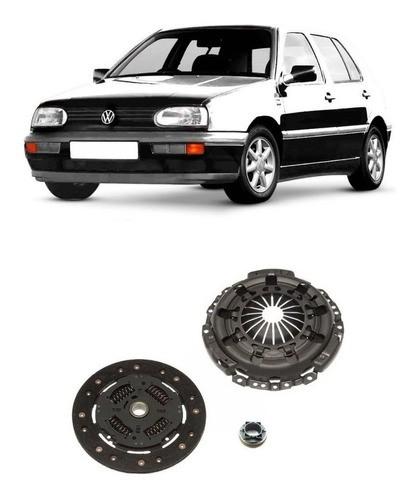Kit Embreagem Volkswagen Golf 98/ 2.0 Nac 1.6 8v /00