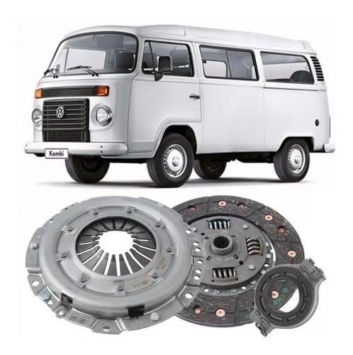 Kit Embreagem Volkswagen Kombi 1.4 8v 2006/2012