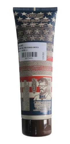 Kit Silicone Gel Perfumado Bisnaga América 250g - 5 Unidades