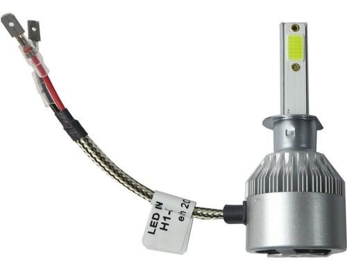Kit Super Led Fan H1 8000k Similar Lampada Xenon E-tech