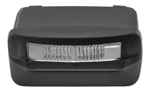 Lanterna De Placa Ford Escort 1987 em Diante Verona 1988/1991