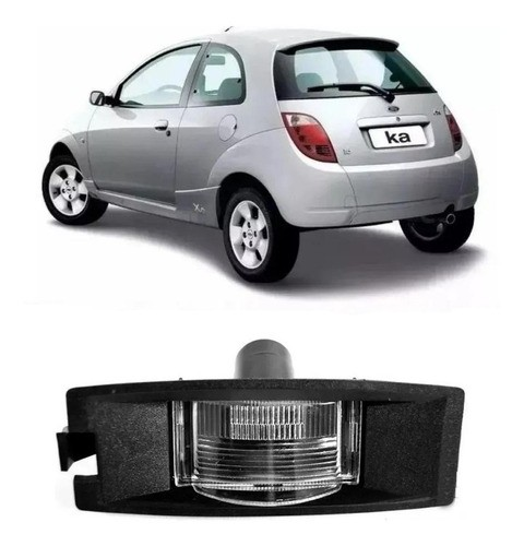 Lanterna De Placa Ford Fiesta Ka 1997/2002
