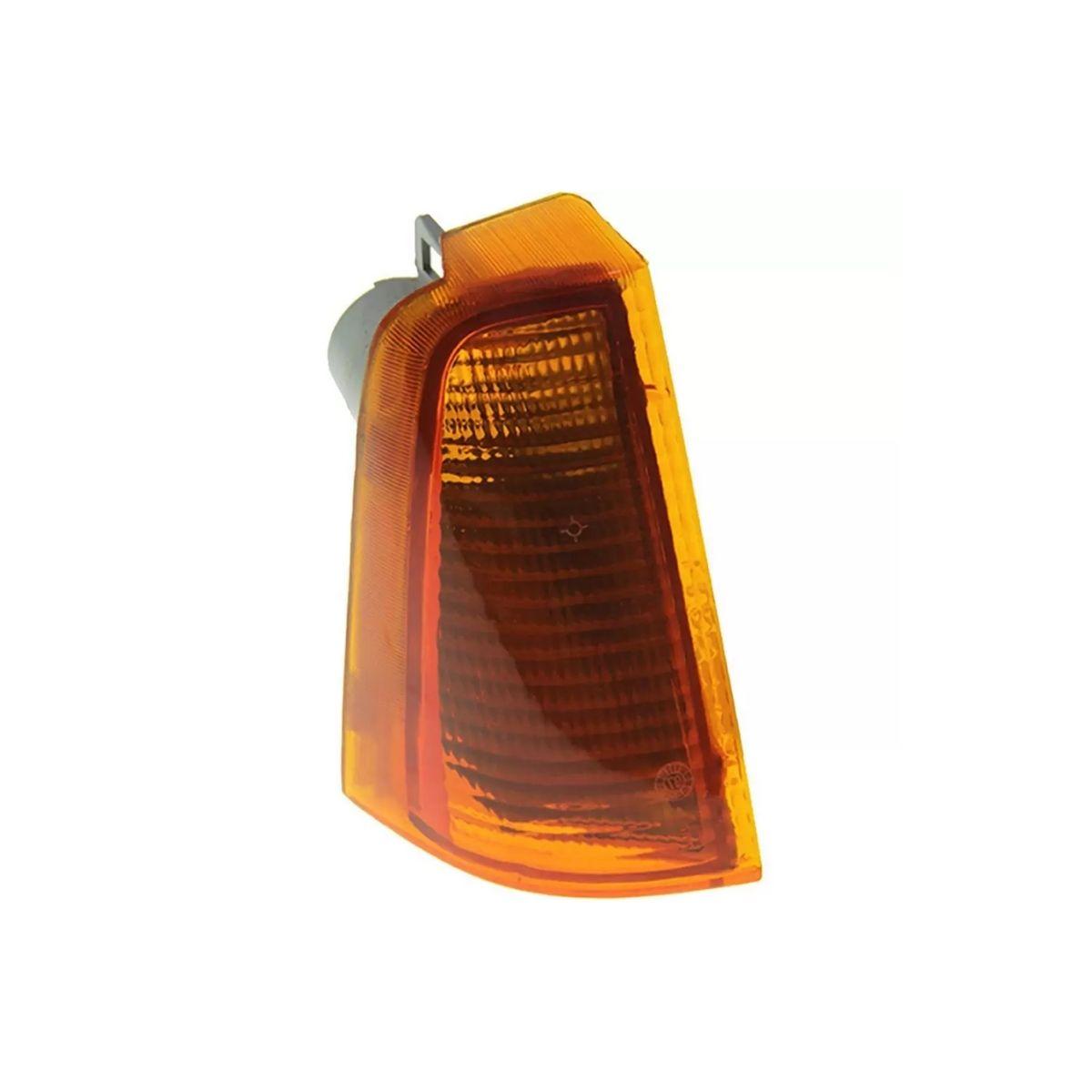 Lanterna Dianteira Direita Chevette 1983/1993 Âmbar Cibie