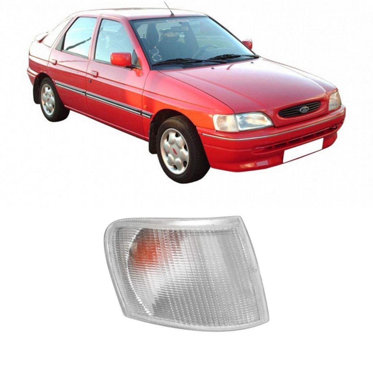 Lanterna Dianteira Direita Escort Verona 1993/1996 Cristal
