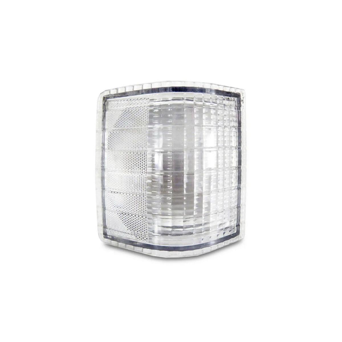 Lanterna Dianteira Direita Opala Caravan 1980/1987 Cristal