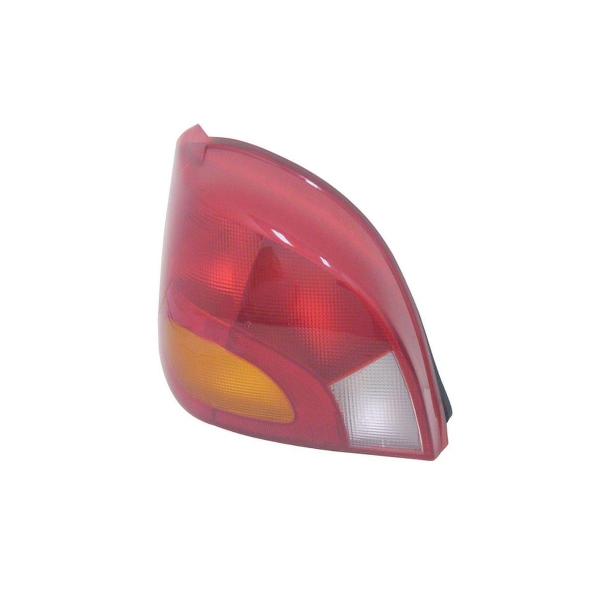 Lanterna Traseira Esquerda Fiesta 1996/2001 Cristal