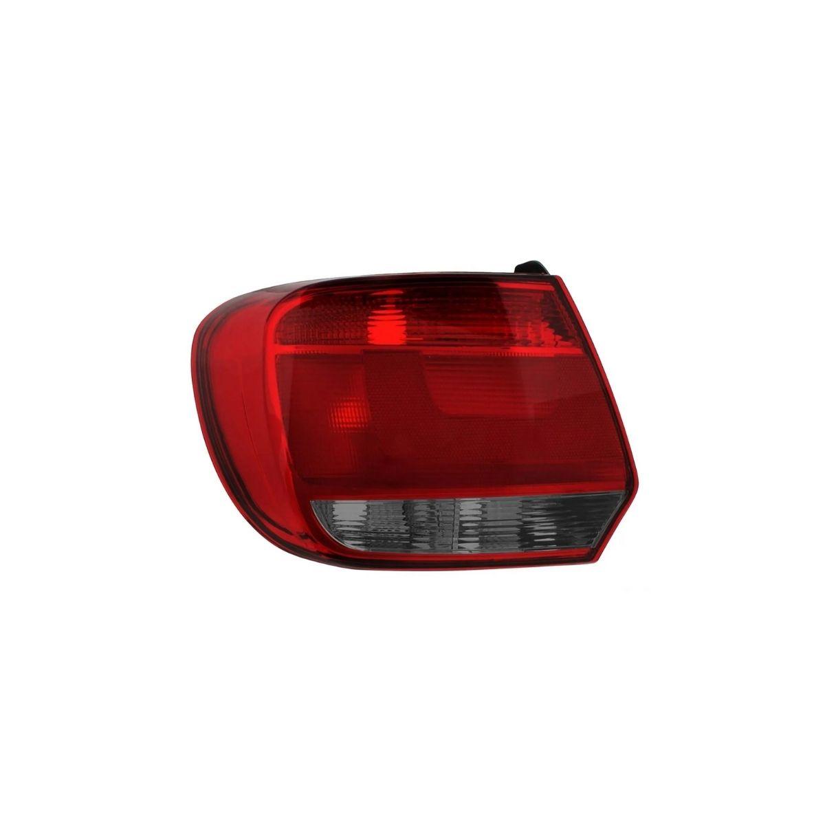 Lanterna Traseira Esquerda Gol G6 2012/ Fumê