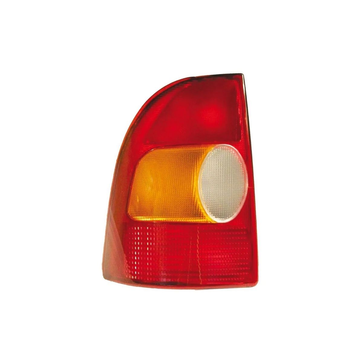 Lanterna Traseira Esquerda Strada 1998/2000 Tricolor