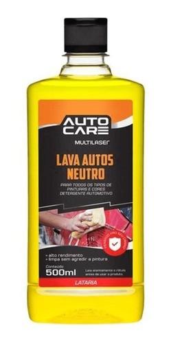Lava Autos Multilaser Neutro Autocare 500ml