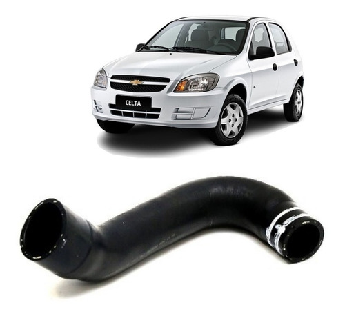 Mangueira Superior Do Radiador Chevrolet Celta S/ Ar