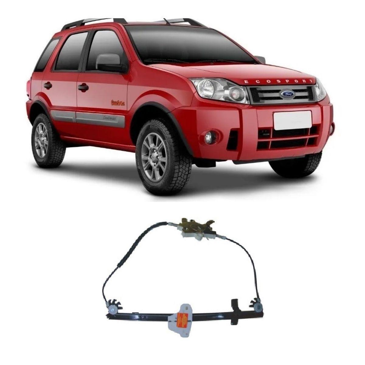 Máquina Vidro Elétrica Dianteira Direita Ecosport 2002/2012