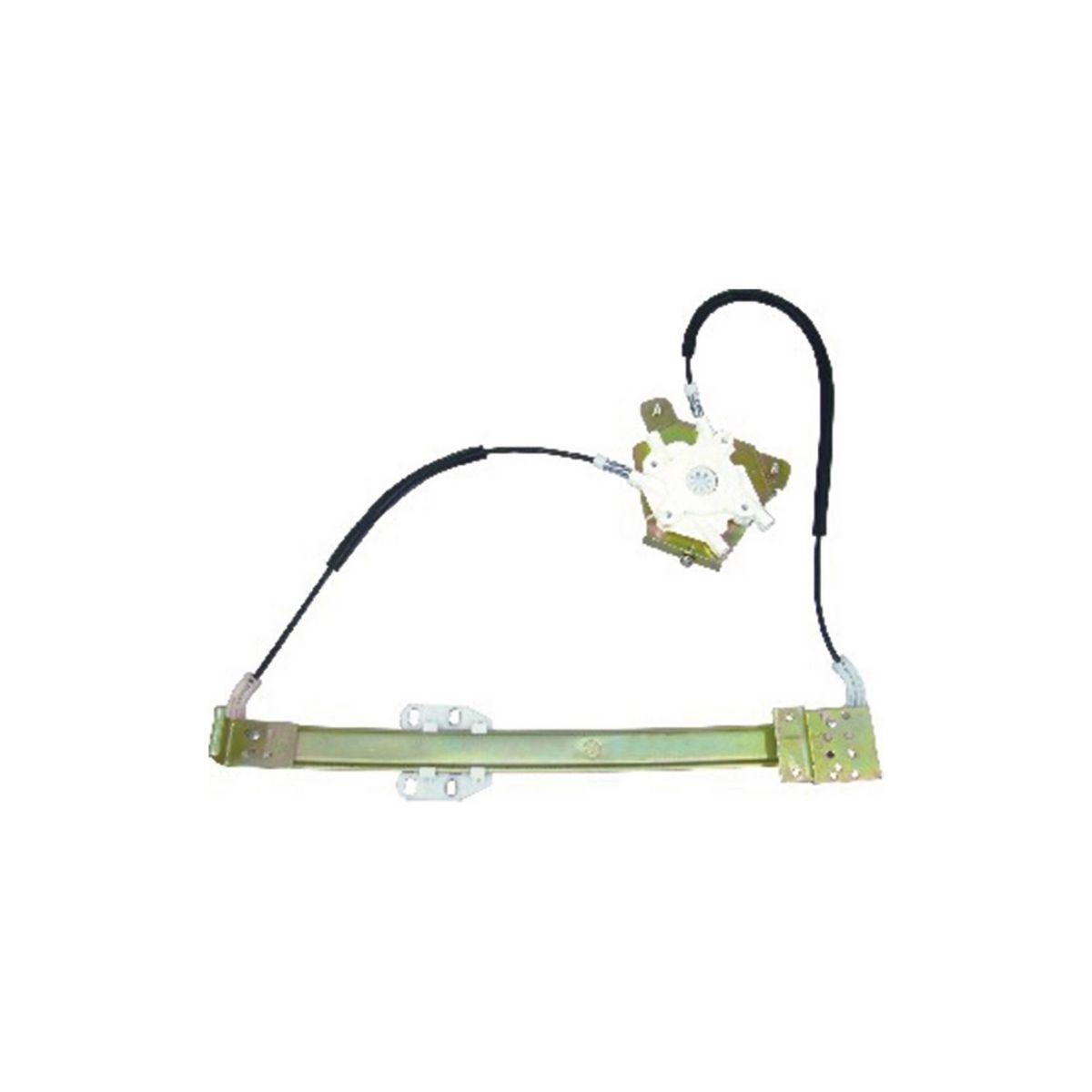 Máquina Vidro Elétrica Dianteira Esquerda Gol 80/94 Mabuchi