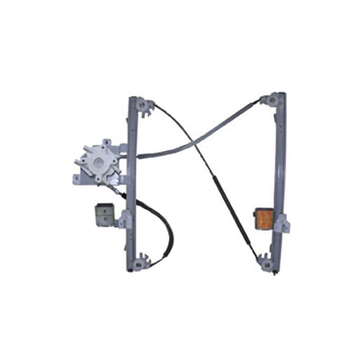Máquina Vidro Elétrica Dianteira Esquerda Santana 1997/2006