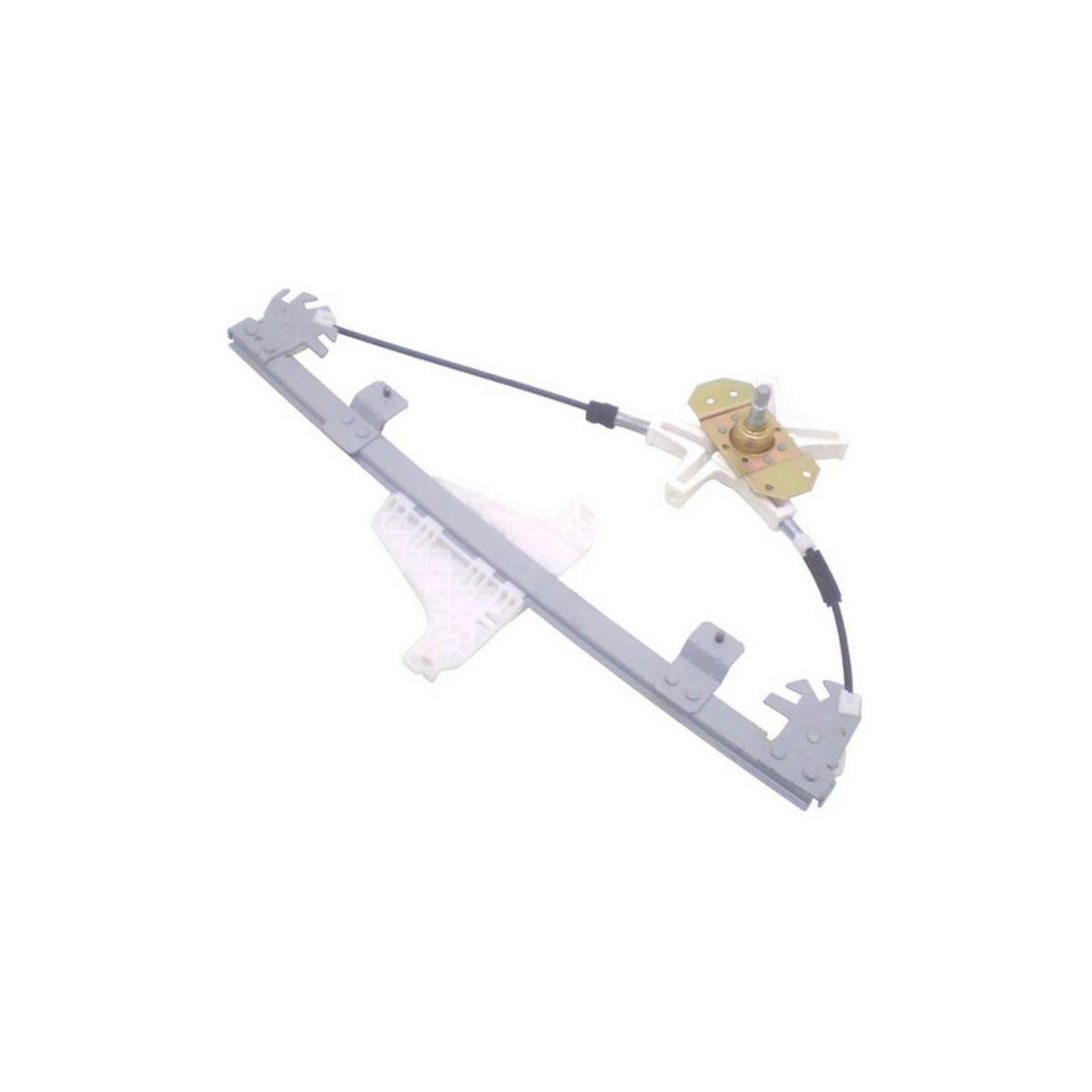 Máquina Vidro Mecânica Dianteira Direita Fox 03/09 4 Portas