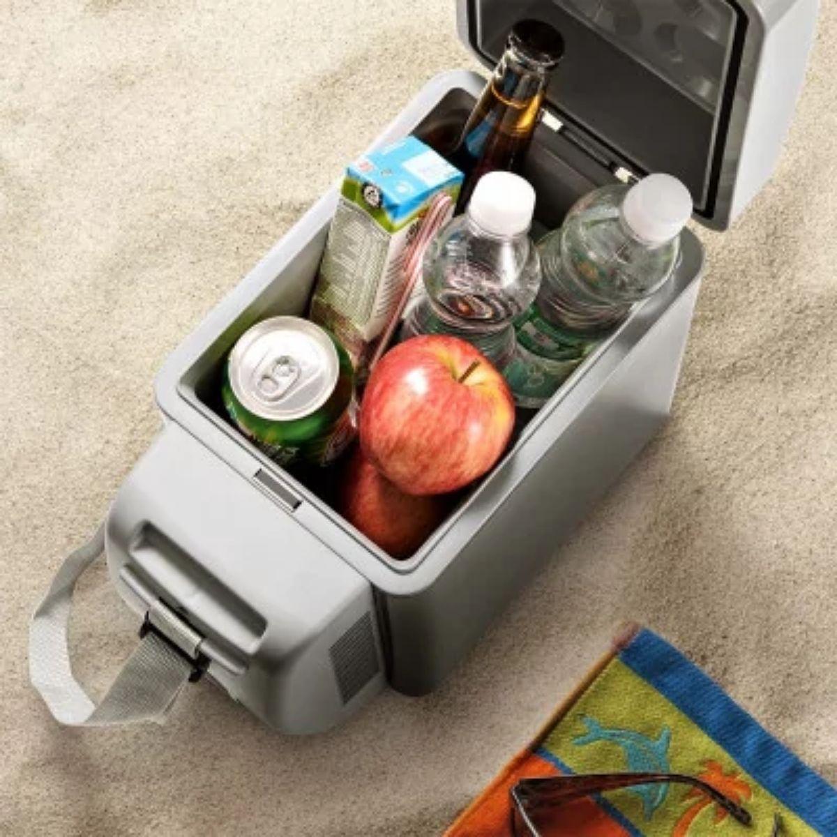 Mini Geladeira Cooler 12V 7 Litros