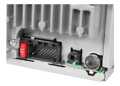 Multimidia Pioneer Dmh-g228bt 2din + Brinde Camera De Ré