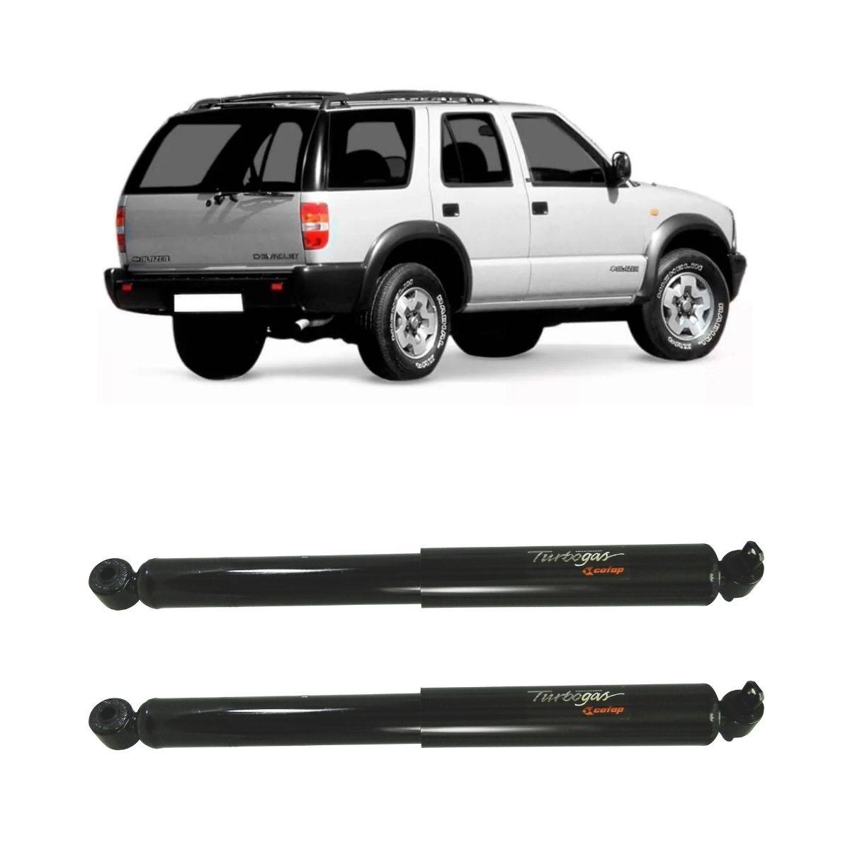 Par Amortecedor Traseiro Chevrolet Blazer 1995 Até 2012