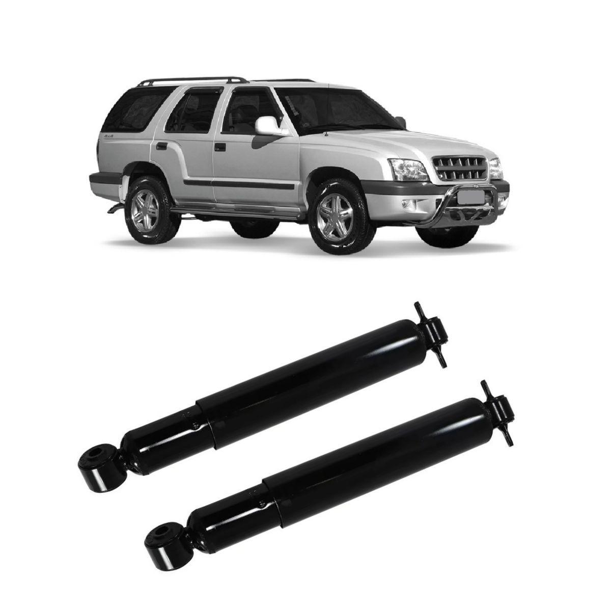 Par Amortecedor Traseiro Óleo Chevrolet Blazer 1995/1999