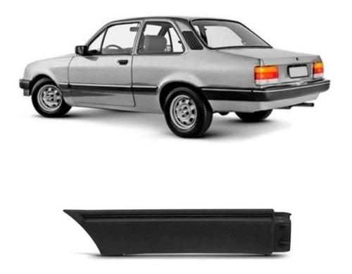 Ponteira Para-choque Traseiro Chevette 1987/93 Lado Esquerdo