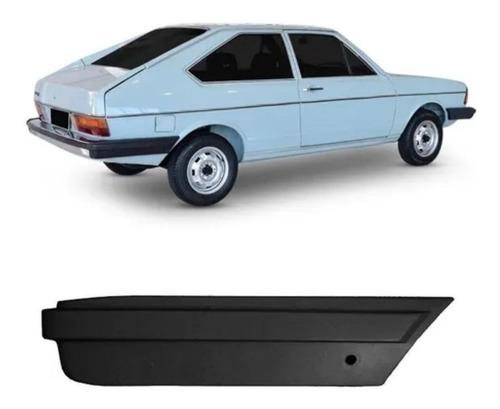 Ponteira Para-choque Traseiro Passat 1979/1985 Lado Direito