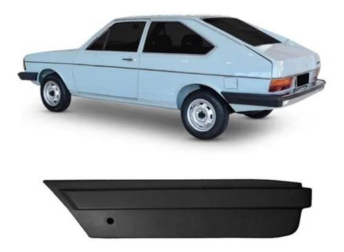 Ponteira Para-choque Traseiro Passat 1979/1985 Lado Esquerdo