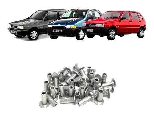 Rebite Lona De Freio Fiat Pacote 40 Unidades